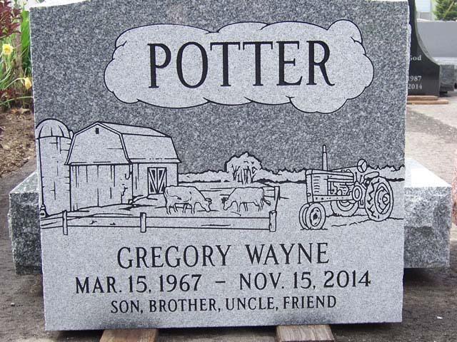 Potter Monument